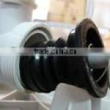 OEM new Water drain valve core,Water drain valve spring,Overflow pipe full auto washing machine spare parts