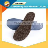 anti-cold comfortable 5cm height increase warm shoe lift insoles