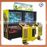 "47""52""coin operated large arcade shooting arcade game machine time crisis 3"