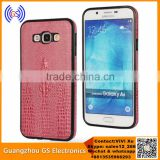 In Stock Flip Smart Cover For Samsung Galaxy A8,Alligator PU Leather Phone Case