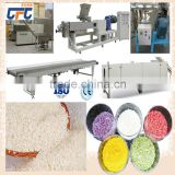 China wholesale custom 150kg/h,250kg/h,600kg/h Automatic Artificial Rice Extruder processing line