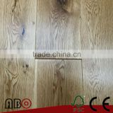 Solid Waterproof Household White Oak Wood Flooring