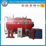 Specializing in the production of water supply equipments gas cylinder The factory and The gym