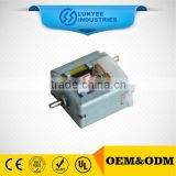Hotel lock use high quality 12mm 3V low speed Mini DC Gear Motor Engine