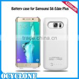 Super slim 4200mah Wireless Cell Phone Power Bank, Battery Charger Case for samsung galaxy S6