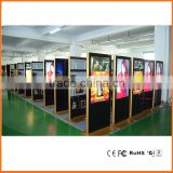 46 inch Single Version kiosk Floor Standing 1920X1080 LCD screen all in one pc touchscreen photo booth kiosk                                                                                                         Supplier's Choice
