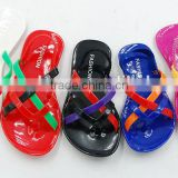 Summer Children Jelly Sandals,PVC Kids Plastic Jelly Sandal ,Baby Footwear