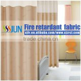 High-grade beautiful permanent flame retardant Medical partition curtain