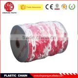 Red White or Black Yellow Long Plastic Bike Chain                                                                         Quality Choice