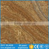 Interior Decoration Marble Tiles Polished Italian Calacatta Gold Marble Slab