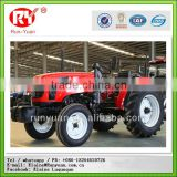 Farm Wheel Tractor with Back Hoe