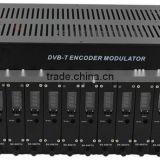 Digital TV Headend HD DVB-T Encoder Modulator