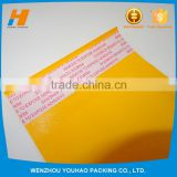 manufacturer wholesale blank greeting cards and kraft bubble envelopes with low price