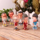 Custom Bobble Head Soccer Figure Dolls