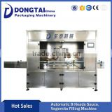 Medical,Chemical Application and Wood Packaging Material automatic honey filling machine