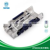 TAOYUAN stationary China manufacturer metal/plastic 2 post binder/pin clip/catalogue mechanism double open