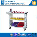 cnc tool storage trolley with BT40 holder
