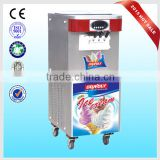 2016 good sell Three flavours Taylor soft serve ice cream machine with pre-cooling funtion