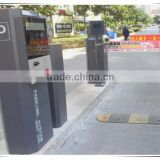 tcp/ip parking charge management system for collecting the parking fee
