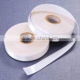polyester satin ribbon fabric for mattress label/carpet label/blanket label/rugs label