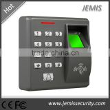 No software biometric fingerprint/card recognition best price fingerprint access control machine JM-MF100