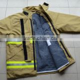 CE Approved Aramid Fabric Fire fighter gear/bunker gear/tornout gear