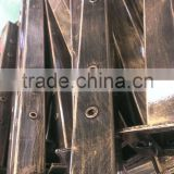 OEM galvanized farm metal fence post for sale
