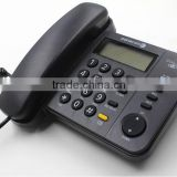 SC-107 Land line with power saving and Caller ID Phone, no battery corded phone with caller ID