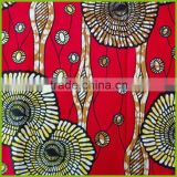chinese super quality 32x32/82x82 47''finished 100% cotton african wax prints fabric
