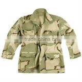 Military Uniform BDU BCU ACU Camouflage Coat Camo shirt Camo jacket OEM service