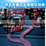 hose spiral protective guard for hydraulic hose