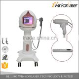 2017 Hot new products depth scale transmit area vaginal tightening table hifu system with soft baffle
