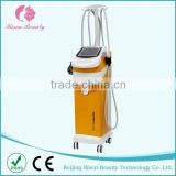 Vacuum Fat Loss Machine 905nm Soft Laser Professional Ultrasonic Cavitation RF Slimming Machine With Vacuum Roller Rf Slimming Machine