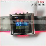 Health and care low level blood pressure laser therapy wrist watch