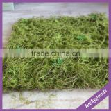 artificial wall covering plastic green wall for indoor background decoration
