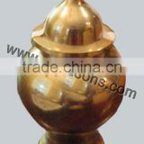 brass metal home used urns for decoration | white standing urns for cremation | cremation used urns