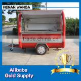 Inquiry about small fast food trucks/mobile fast food kitchen trailer/carriages restaurant