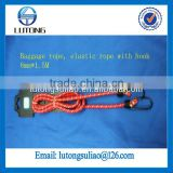 Hot sale Baggage rope, elastic rope with hook