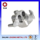 Metal Stamped Parts, Made of Zinc Alloy, with Polishing/Plating/Powder Coating/Painting Finishes parts