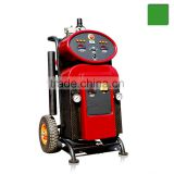 High pressure PU polyurethane foam insulation spraying machine with higher heating capacity