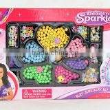 hobby craft DIY beads kit/ Jewelry set