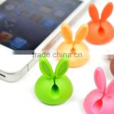Yuyao rabbit ear electric line wire organizer plastic cable holder wholesale cable holder CC-941