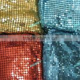 Colourful Metallic Fabric in 4mm Sequin