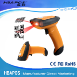 Portable qr Scanner usb 2D Bar Code Scanner /Mobile 2D Barcode Scanner special made for Pos system