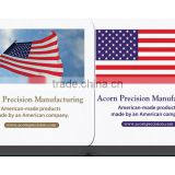 USA Made Flag Jar Opener - made from natural rubber, features the American flag and comes with your logo