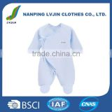 Newborn Baby Cotton Thin Layette Footie Romper 0 - 6 months