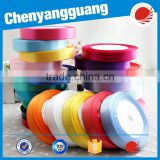 Shenzhen Chenyangguang professional label material Factory directly wholesale satin ribbon