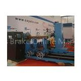 OEM Digital CNC Flame Cutter / Servo CNC Plasma Cutting Machine For Square Tube With CE