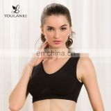 2016 Hot Selling High Quality Women Tank Top And Sport Bra