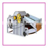Fabric textile rags tearing machine